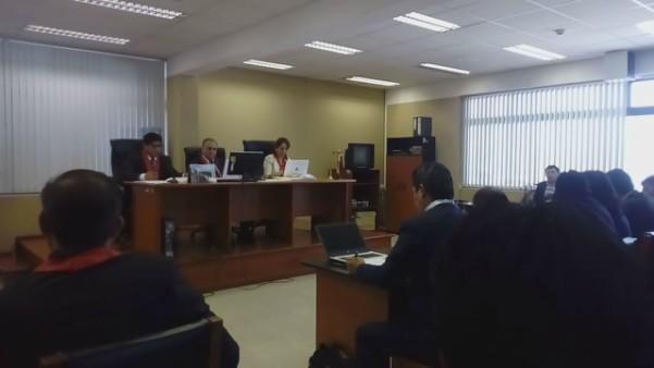 Arequipa: Poder Judicial fija audiencia de apelación  de caso Omar Candia