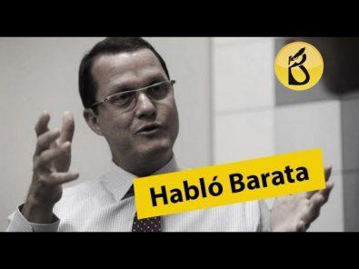 Barata confirmó aportes a Alan García