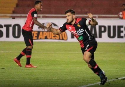 FBC Melgar logró triunfo frente al Junior por la Copa Libertadores