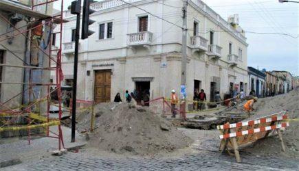 Reabren calle Ayacucho porque plan de desvíos no funcionó el día viernes