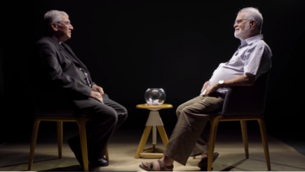 Carlos Castillo y Gastón Garatea: dos amigos conversan