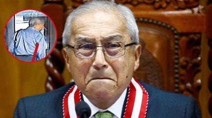 Claves para entender el caso del deslacrado ilegal de oficinas por Pedro Chávarry