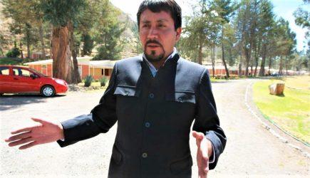 Consejero regional critica a Elmer Cáceres Llica tras 100 días de gestión