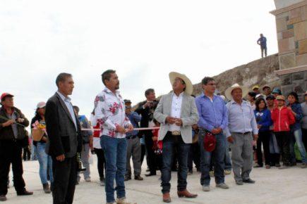 Elmer Cáceres Llica tiene terreno en asociación invasora que busca formalizarse