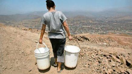 El agua será el próximo gran problema de Arequipa, alertan especialistas