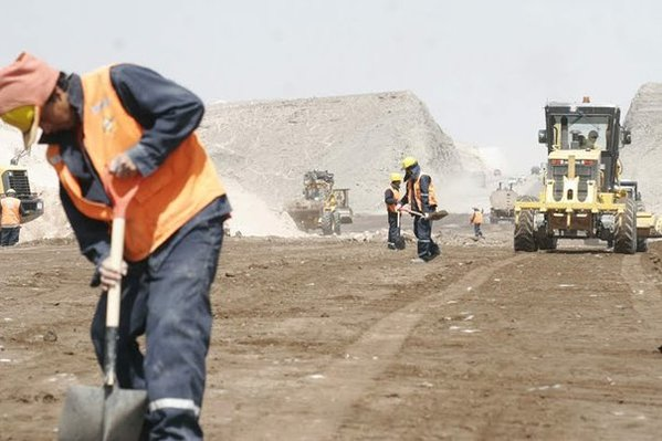 carretera Arequipa - La Joya