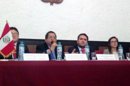 Un año después, Colegio de Abogados de Arequipa continúa sin decano