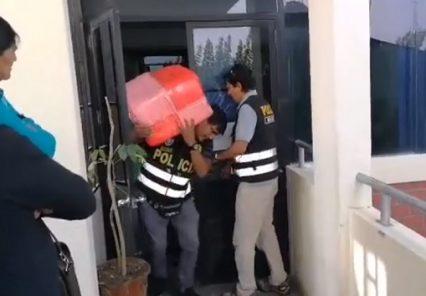Los correcaminos del Sur: organización también pidió cupos a camioneros