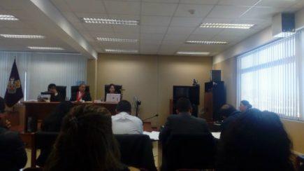 """""""Hundamos a la fiscal"""": testimonio de las hermanas Cauna en el caso del juez Gino Valdivia"""