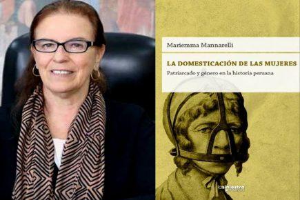 Festival del Libro presenta «La Domesticación de las Mujeres»
