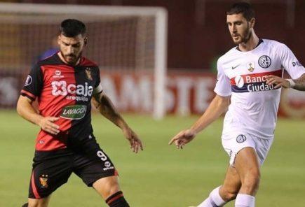 FBC Melgar cae ante San Lorenzo y ve complicarse sus opciones de avanzar en la Copa Libertadores