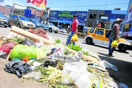 Mercados de Arequipa: Una historia que no cambia