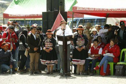 Las Bambas: Diálogo inicia con desbloqueo de vías y levantamiento de estado de emergencia