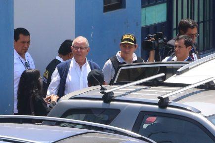PPK: detienen al cuarto expresidente del Perú investigado por el caso Lava Jato