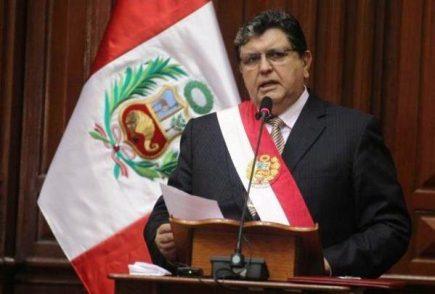 Puntos clave en la vida política del fallecido expresidente Alan García Pérez