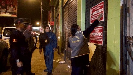 Municipalidad de Arequipa pierde primera batalla contra los prostíbulos