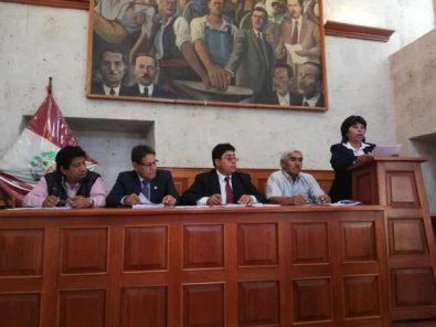Trabajadores del GRA piden anulación nombramiento de procuradora Vallejos