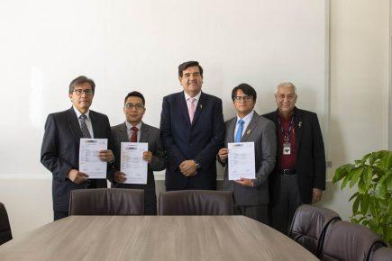 Universidad Católica Santa María logra registro de software de Bioreactor