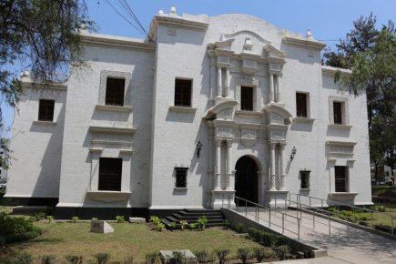Pabellón con 80 años de antigüedad fue remodelado para estudiantes de Filosofía