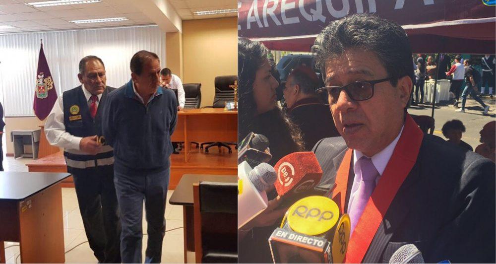 Arequipa Gino Valdivia y Carlo Magno Cornejo