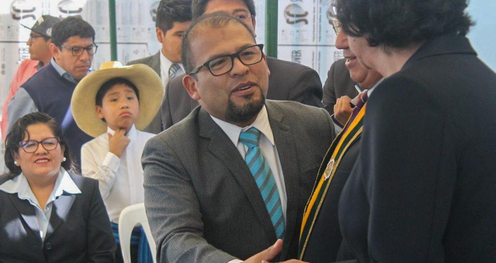 Arequipa Omar Candia subsanar observaciones funcionarios de confianza