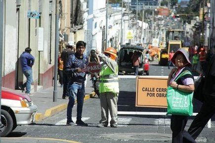Cerrarán toda la calle San Juan de Dios por obras hasta el 30 de noviembre
