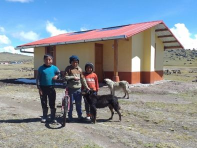 Arequipa: Más de 400 familias contarán con casas bioclimáticas para enfrentar heladas