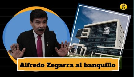Fiscalía formaliza acusación a Alfredo Zegarra por caso  Universidad Continental