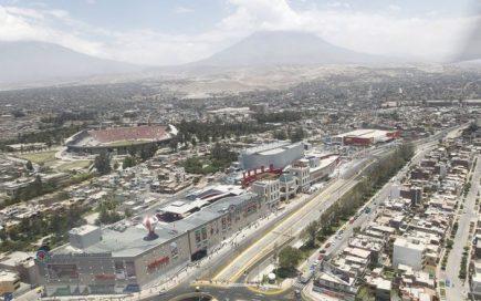 Conoce aquí las cifras del crecimiento de Arequipa en los principales sectores