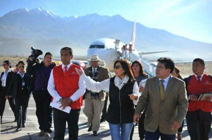 Arequipa: Comisión de Transportes detecta deficiencias en inversión en aeropuerto