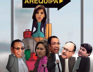 """El resultado común de la «Semana de representación"""" de los congresistas de Arequipa"""