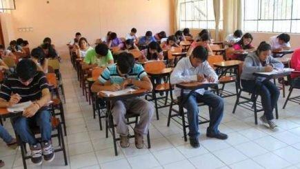UNSA: Preguntas más difíciles en examen de admisión ante incremento de postulantes