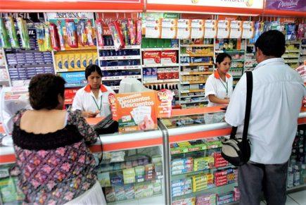 Arequipeños pagan entre 5 y 10 veces más por medicamentos en cadenas de farmacias