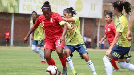 Fútbol femenino: Profesionales llegarán desde EE.UU. para exhibición