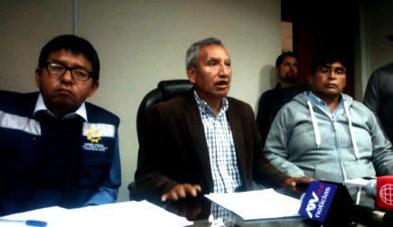 Nuevas protestas del gremio de Construcción Civil motivan intervención de la fiscalía
