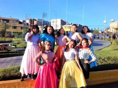 Presentan 'Grease, el musical' en el Teatro Municipal