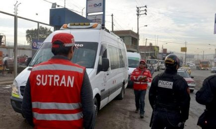 Transportistas informales atacan y dejan con lesiones graves a dos inspectoras