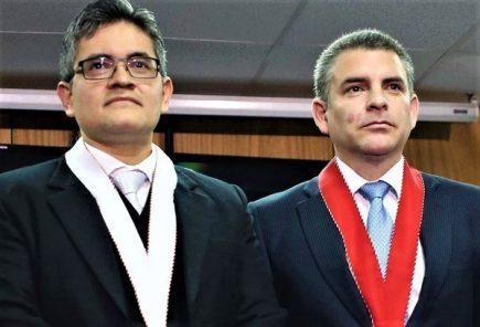 Fiscales José Domingo Pérez y Rafael Vela llegarán a Arequipa para participar en foro