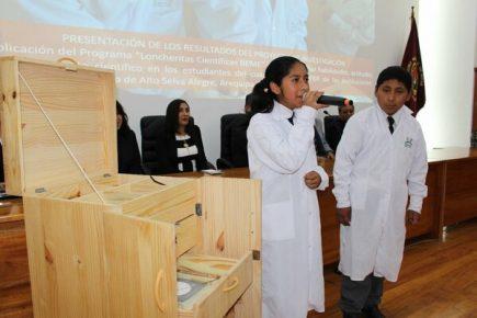 Unsa: Promoverán loncheritas científicas para estimular a escolares