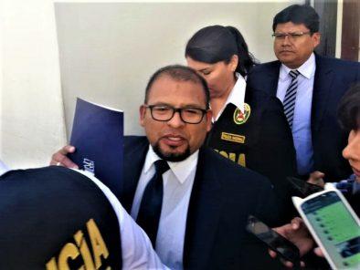 Omar Candia reafirma su inocencia y Fiscalía pide 8 años de cárcel