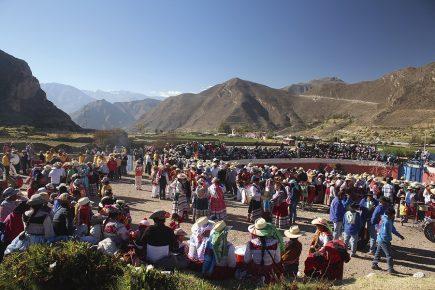 Huambo: La representación viva de una cultura ancestral (FOTOS)
