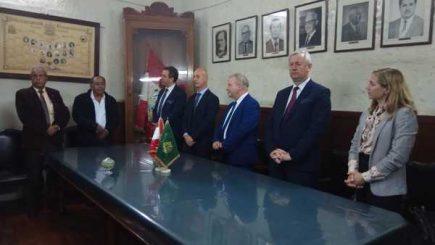 Delegación de Polonia en Arequipa para extender vínculos en sector agroindustrial