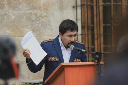 Elmer Cáceres Llica sobre  Tía María: Aun no se ha cumplido con el valle de Tambo