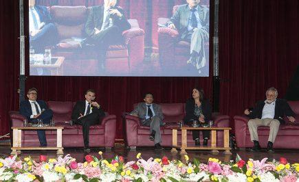«Una nueva generación de jueces y fiscales que necesitan el respaldo de la sociedad civil» (FOTOS y VIDEO)