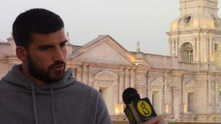 ENTREVISTA: Bernardo Cuesta, el goleador del Melgar