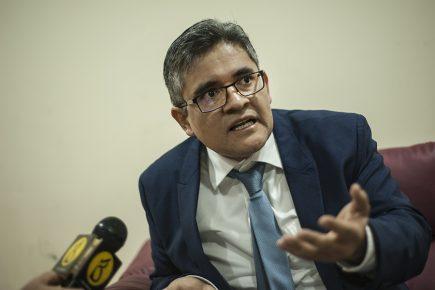 Entrevista a José Domingo Pérez en Arequipa: soy un fiscal y no me arrepiento