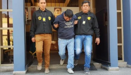 «Monstruo del Cono Norte» es acusado de violar a 12 menores