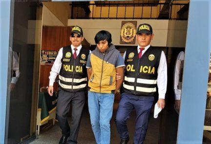 """""""Monstruo de redes"""": 36 meses de prisión preventiva por pornografía infantil"""