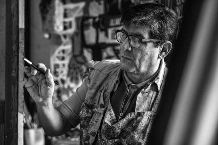 Piero Quijano trae a Arequipa: Puerta de Calle