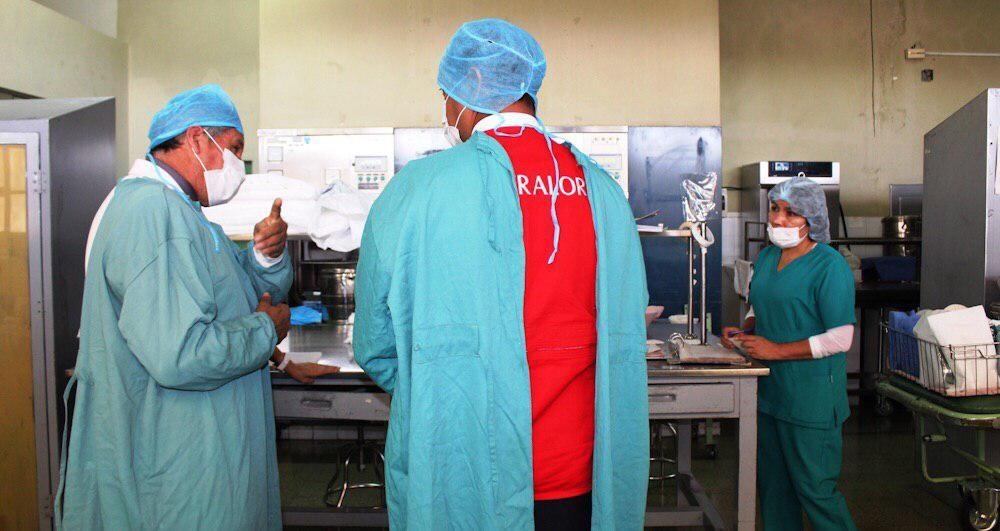 hospitales de arequipa mantienen sus problemas